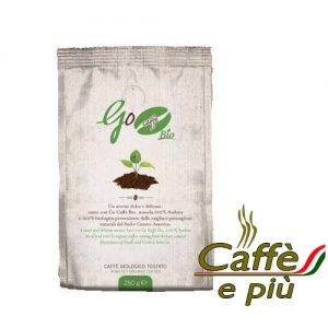 Go CAFFÉ BIO gemahlen 250g