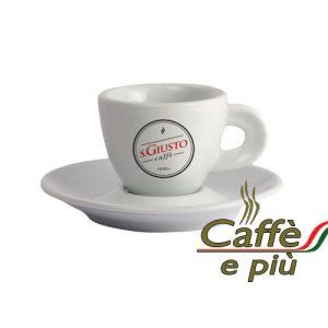 S.GIUSTO Keramik Espresso Tasse