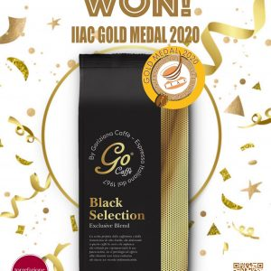 Go BLACK Selection gemahlen 250g